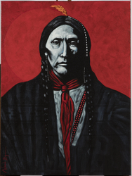 Acknowledgement: © Bristol Museums, Galleries and Archives (courtesy of Nocona Burgess)