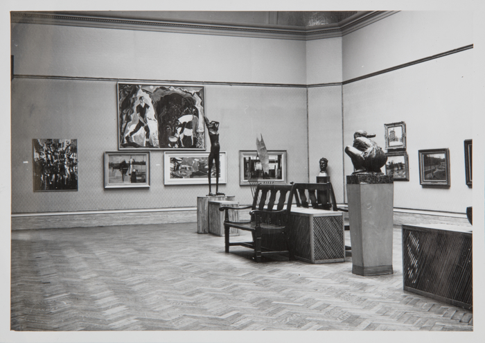 Gallery V, during the 1960s